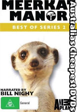 Meerkat Manor - Best Of Series  2 DVD NEW, FREE POSTAGE WITHIN AUSTRALIA REG ALL