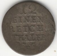 1765 B Germany 1/12 Thaler | European Coins | Pennies2Pounds