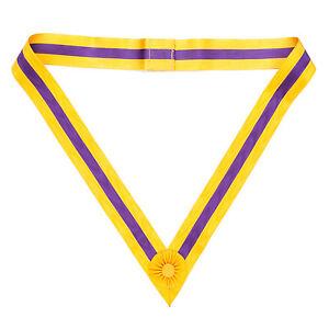 New Order of Secret Monitor Past Supreme Collarette OSM Regalia Collar