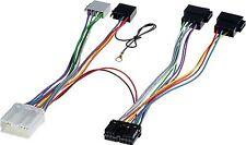 PARROT CONECTORES MANOS LIBRES OEM A ISO - Mitsubishi, Dodge, Hyundai, Galloper