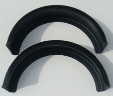 "TRAILER MUDGUARDS  13""WHEELS  QUALITY ROBUST MOULDED PLASTIC  BY JONESCO - JO1SE"