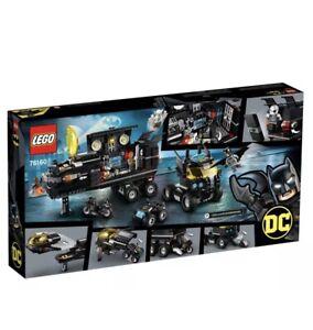 LEGO Batman Mobile Bat Base Set 76160 NEW Factory Sealed *READ