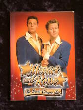 Merrick Watts & Tim Ross - Merrick and Rosso: The Book Volume Two 2 *signed x 2*