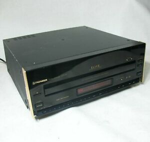 PIONEER CLD-97 CD CVD LD LASER DISC PLAYER WITH  AC-3 RF OUTPUT WORKING PROJECT