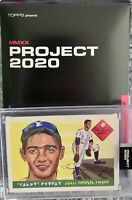 Topps Project 2020 - SANDY KOUFAX by NATUREL - BROOKLYN DODGERS  #89