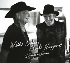 Willie Nelson And Merle Haggard - Django and Jimmie (NEW CD)