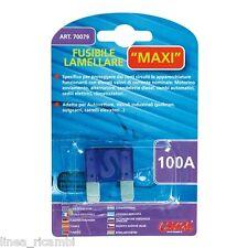 70079  Fusibile lamellare Maxi - 100A
