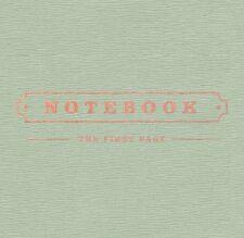 K-POP PARK KYUNG BLOCK B 1st Mini Album [NOTEBOOK] CD+Photobook+Photocard Sealed