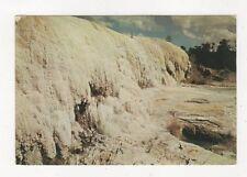 Orakei Korako Geyserland New Zealand Postcard 969a