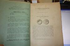 UBICAZIONE DEI TEMPII PAGANI NELLA MESSINA MODERNA 1903 ARCHIVIO STORICO MESSINE