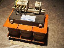 Transformateur EUROTRANSFO Prim 220/380VAC sec 100VAC 1600VA