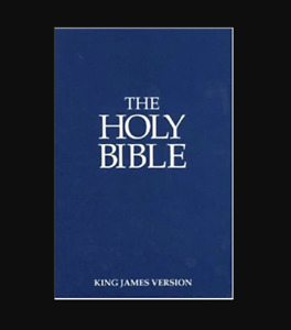 The Holy Bible (King James Version) By Hendrickson Bibles