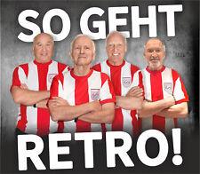 FC Bayern München Retro Trikot PALME Kurt Landauer Stiftung - Limitiert! Größe L