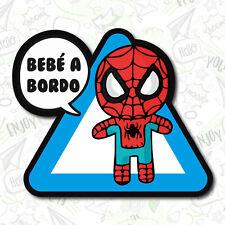 Sticker Vinilo Decal Vinyl Bebe a bordo LBB143 Diablo de Tazmania Baby por fuera