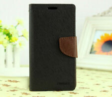 For Apple iPhone 4 5S 5C 6 6S Plus Luxury Flip Full Skin Wallet Case Cover