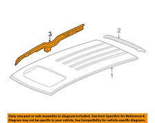 Acura HONDA OEM 01-03 MDX-Exterior Roof Side Rail Right 64210S3V305ZZ