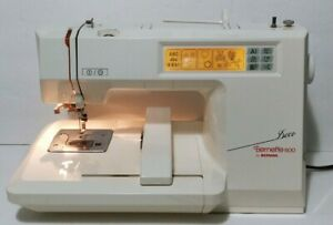 Bernina Bernette Deco 600 Embroidery Machine For Parts Or Repair. ⏬NO Shipping⏬