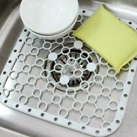 Sink Drain Pad Filter Mat Kitchen Sink Protector Mat Kitchen Gadgets