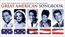 Great American Songbook 1950s 50s Fifties Music 4 CD