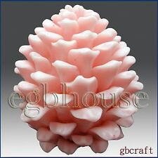 Pine Cone - 3D Silicone Soap/Candle Mold - buy from original designer and maker