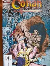 CONAN L'AVVENTURIERO-MARVEL COMICS ANNO 1995 N° 5