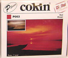 Cokin P Filter No P003 Red For Digital Or B&W Efect Filter Fits Kood
