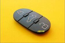 3 Button RUBBER Key PAD 4 Remote Fob 4 Audi A1 A2 A3 A4 A5 A6 Q5 Q7 TT RS R8 S3
