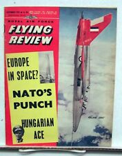 Dec 1961 ROYAL AIR FORCE FLYING REVIEW Magazine