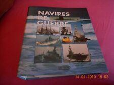 """classeur+ fiches  NAVIRES DE GUERRE """"editions atlas"""""""