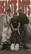 Beastie Boys On Capitol Records 1992 Promo Poster 18 X 30
