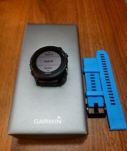 Garmin Forerunner 935 Multi Sport GPS Watch - Black, Running Triathlon Swimming
