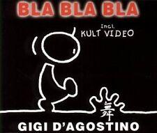 Gigi D'Agostino Bla bla bla (1999, #zyx9030v) [Maxi-CD]