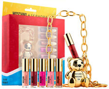 BNIB Moschino x Sephora Bear Lip Gloss Chain Set LIMITED EDITION SOLD OUT 2017
