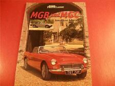 MGB & MGC Color Photo Classic & History Book MGB GT V8