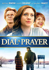 Dvd Dial a Prayer New Brittany Snow, William H. Macy
