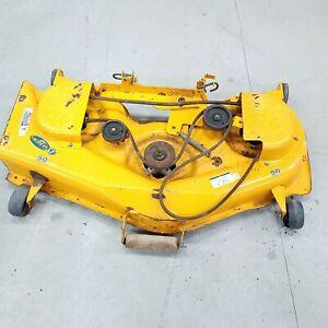 "Cub Cadet LT1024 50"" mower deck 983-04075B-4021 983-04120-0717"