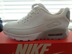 Nike Air Max 90 ultra essential trainers 724981 100 uk 5 eu 38.5 us 7.5 NEW+BOX