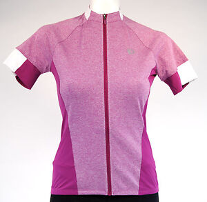 Pearl Izumi Select Escape SS Jersey,Women's, Small, Heather Pink