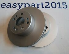 New Front Brake Disc X 1 Mercedes S Class 91-06 310mm German Quality LD10