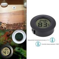 Temperature Humidity Meter Digital Sensor Thermometer Hygrometer LCD Room T6H9