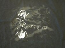 THE FAINT t shirt band Danse Macabre era bright eyes Saddle Creek Records