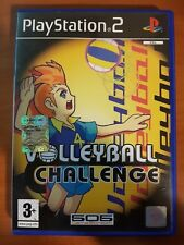 VOLLEYBALL CHALLENGE - PLAYSTATION 2 PS2 USATO