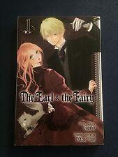 The Earl and fairy volume 1 Manga Series