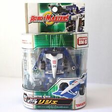 Transformers Robot Masters RM-03 Rijie Mirage (RobotMasters) by Takara