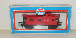 Red Caboose  Model Power