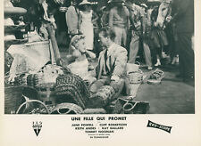 JANE POWELL  KEITH ANDES THE GIRL MOST LIKELY 1958 VINTAGE PHOTO ORIGINAL #8