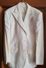 Cappotti e giacche da uomo in lino taglia 52  61c51bee104