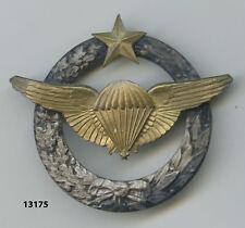 Insigne , Brevet Militaire de Parachutisme de l'Armée de l'Air