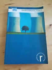 Routledge Introductions to Environment: Environmental Policy By Jane Roberts