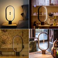 Heng Balance Lamp Magnetic Switch Desk Night Light LED Festival Indoor Decor